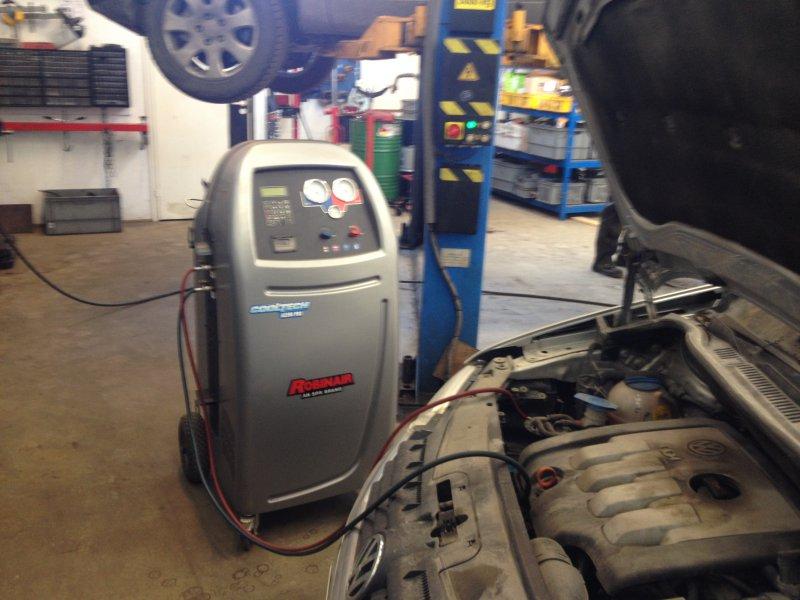 Auton ilmastointihuolto tampere